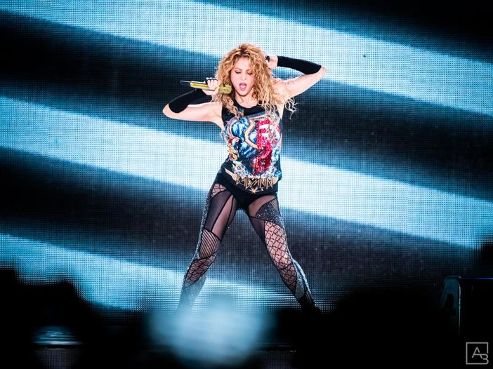 Shakira al Madison Square Garden di New York: ecco com'è andata