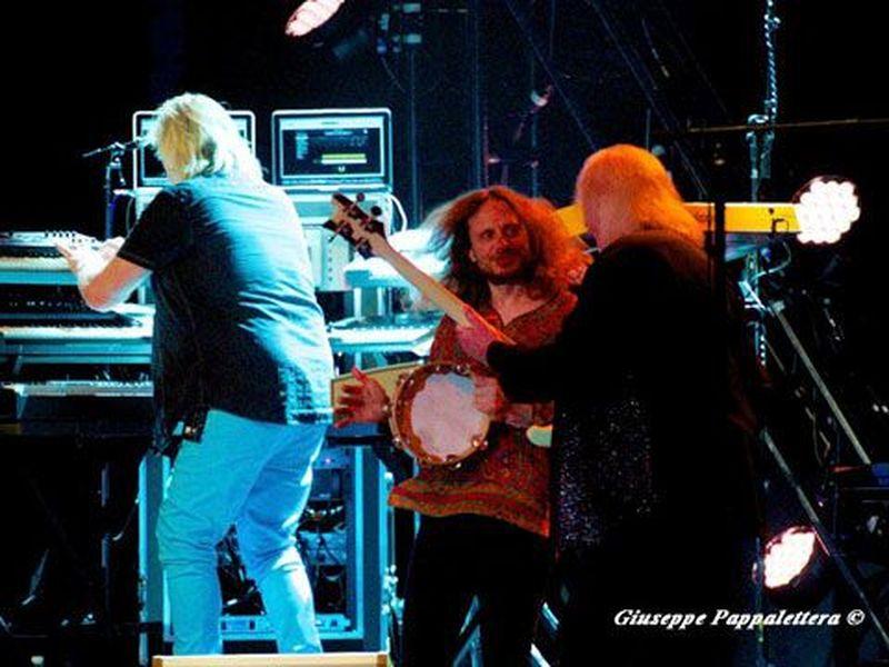 17 maggio 2014 - Gran Teatro Geox - Padova - Yes in concerto
