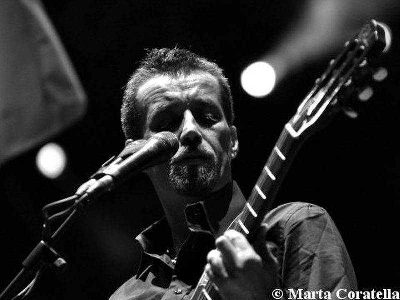27 Luglio 2010 - Rock in Roma - Ippodromo delle Capannelle - Roma - Daniele Silvestri in concerto