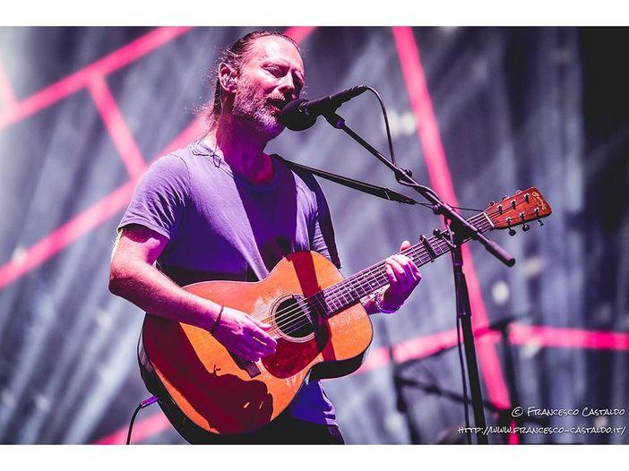 I Radiohead al lavoro con Hans Zimmer ad una versione orchestrale di 'Bloom' per un documentario