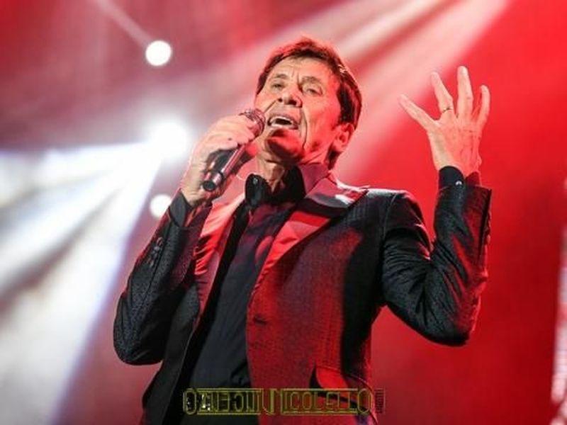 21 luglio 2018 - GruVillage - Grugliasco (To) - Gianni Morandi in concerto