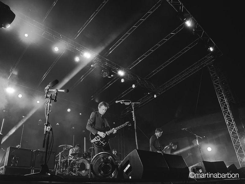 26 giugno 2018 - Sexto 'Nplugged - Piazza Castello - Sesto al Reghena (Pn) - Interpol in concerto