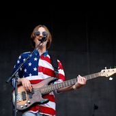 9 agosto 2013 - Sziget Festival - Budapest - Mystery Jets in concerto