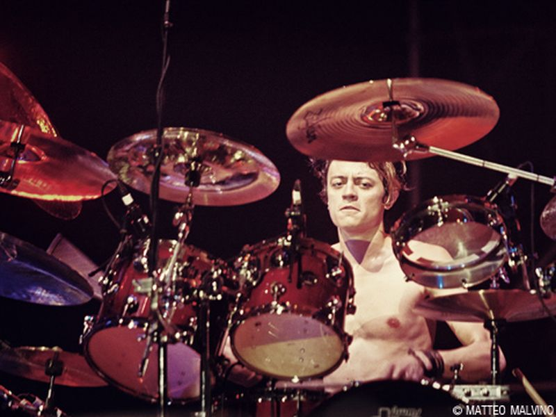 21 Giugno 2011 - Rock in Roma - Ippodromo delle Capannelle - Roma - Avenged Sevenfold in concerto