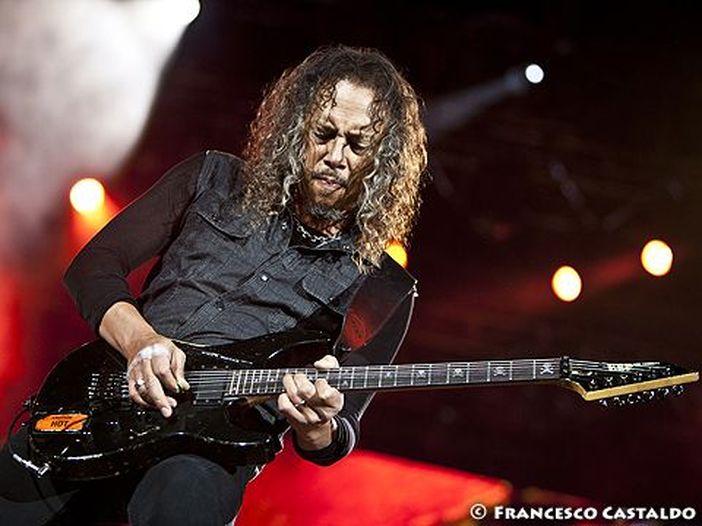 Kirk Hammett: il disco nuovo dei Metallica è scritto al 25%