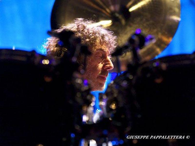 31 ottobre 2013 - Teatro PalaMostre - Udine - Simon Phillips in concerto