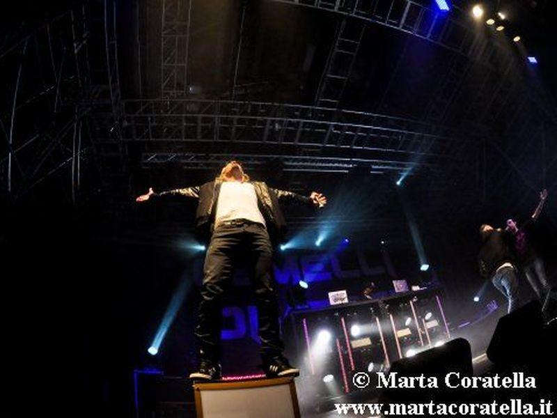 23 novembre 2013 - Atlantico Live - Roma - Gemelli DiVersi in concerto