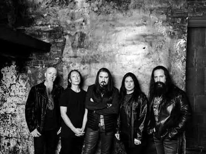 Comunicato Stampa: Dream Theater tour
