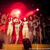 19 febbraio 2015 - Fabrique - Milano - In This Moment in concerto