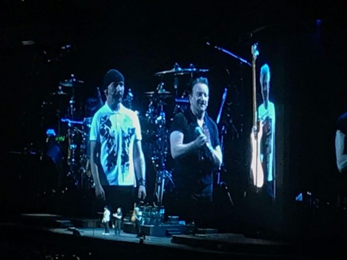 """U2, è uscito il singolo """"You're the best thing about me"""" - VIDEO"""