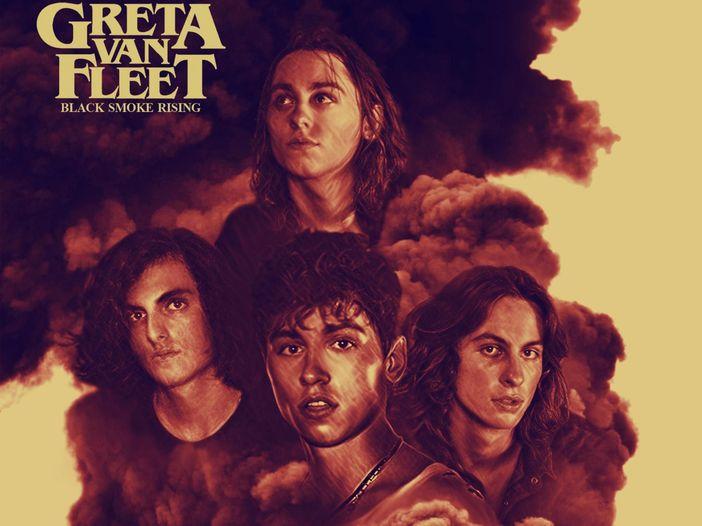 Greta Van Fleet: l'album di debutto esce quest'anno - ASCOLTA