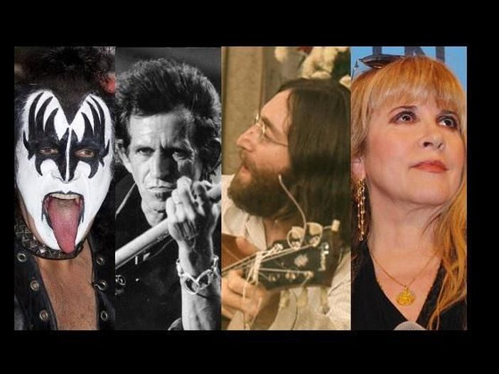 Le trasfusioni di Keith Richards, la canna dei Beatles a Buckingham Palace, la lingua di Gene Simmons, e tutte le altre leggende (false) del rock dure a morire
