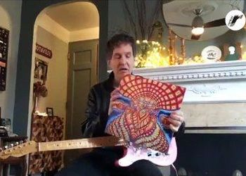 "Steve Wynn presenta ""The Universe Inside"" dei Dream Syndicate per Rockol, dal vivo da New York"