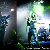 29 novembre 2012 - Live Club - Trezzo sull'Adda (Mi) - Heaven's Basement in concerto