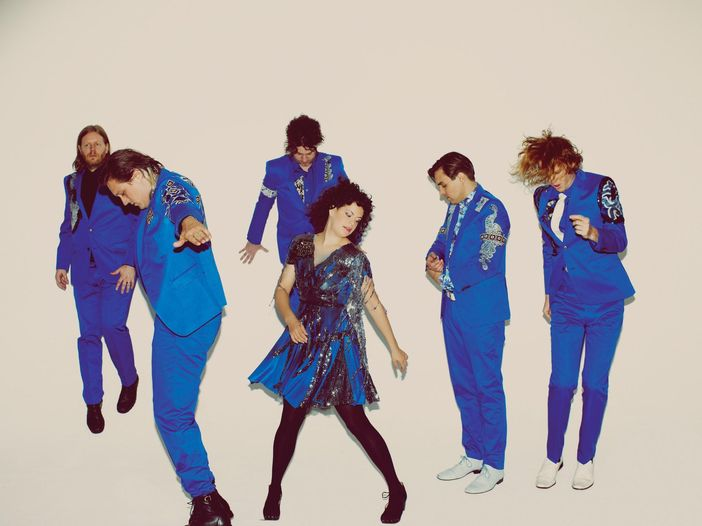 "Arcade Fire, ecco la tracklist di ""Everything now"""