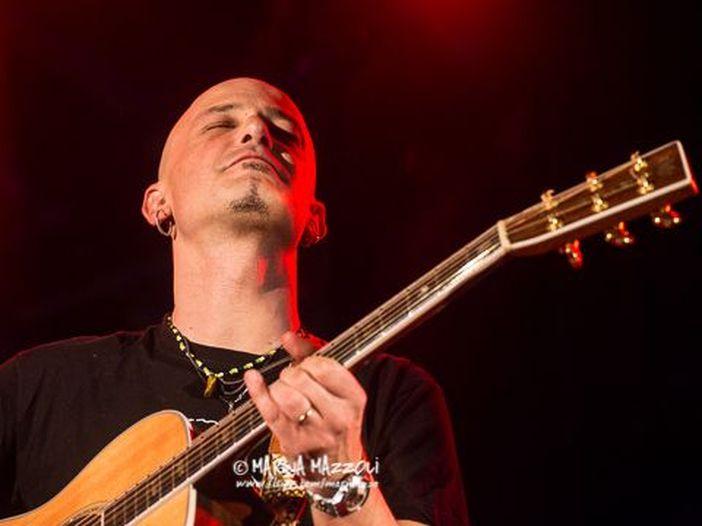 Finaz (Bandabardò), omaggio ai Led Zeppelin nel nuovo album solista 'GuitaRevolution'