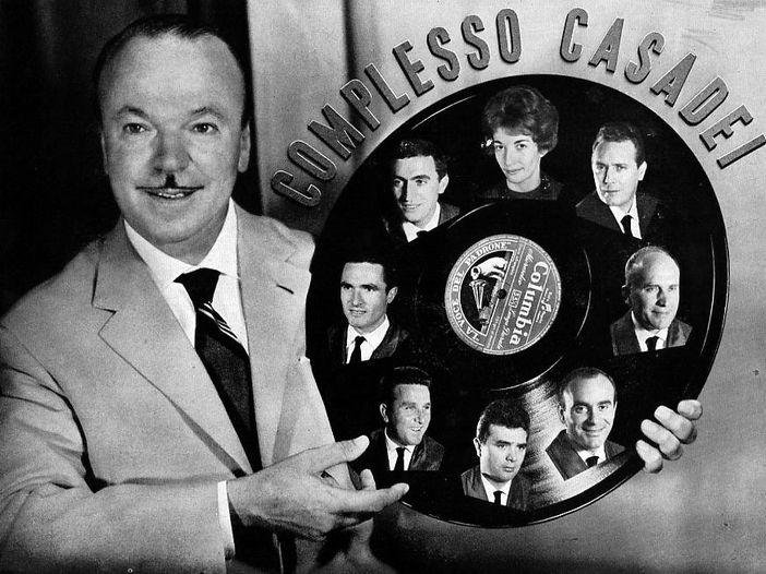 """Secondo Casadei, esce la raccolta """"Mi chiamo Secondo"""" - COPERTINA"""