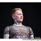 Frank Carter & the Rattlesnakes @ Firenze Rocks 2018