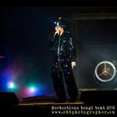 16 dicembre 2016 - MandelaForum - Firenze - Renato Zero in concerto