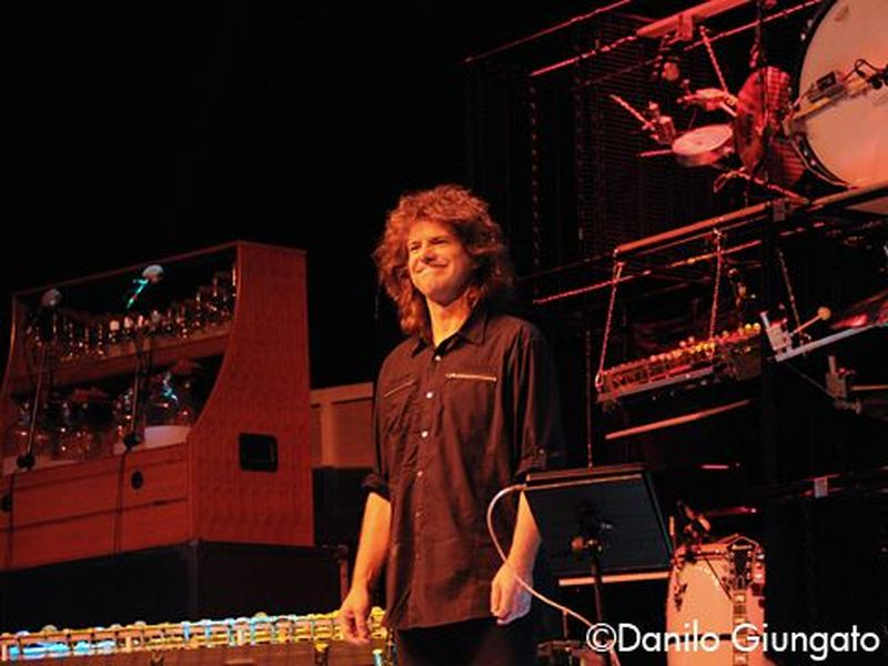 16 Marzo 2010 - Saschall - Firenze - Pat Metheny in concerto