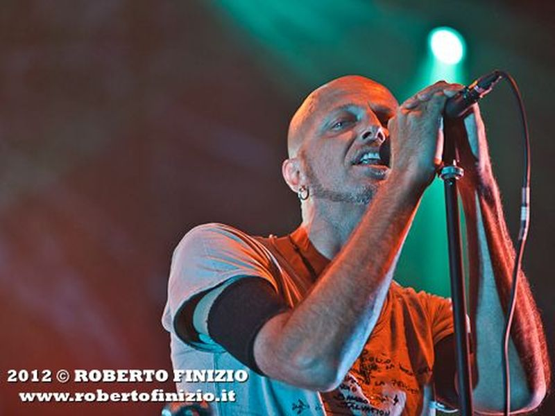 14 luglio 2012 - Fiera - Brescia - Negrita in concerto