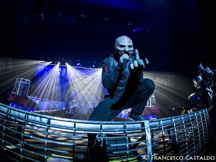Concerti, Slipknot,16 giugno all'Ippodromo delle Capannelle di Roma