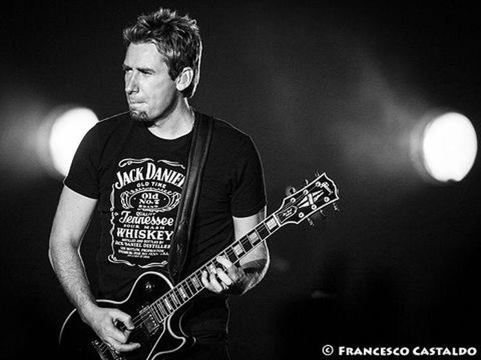 Nickelback al lavoro sul nuovo album