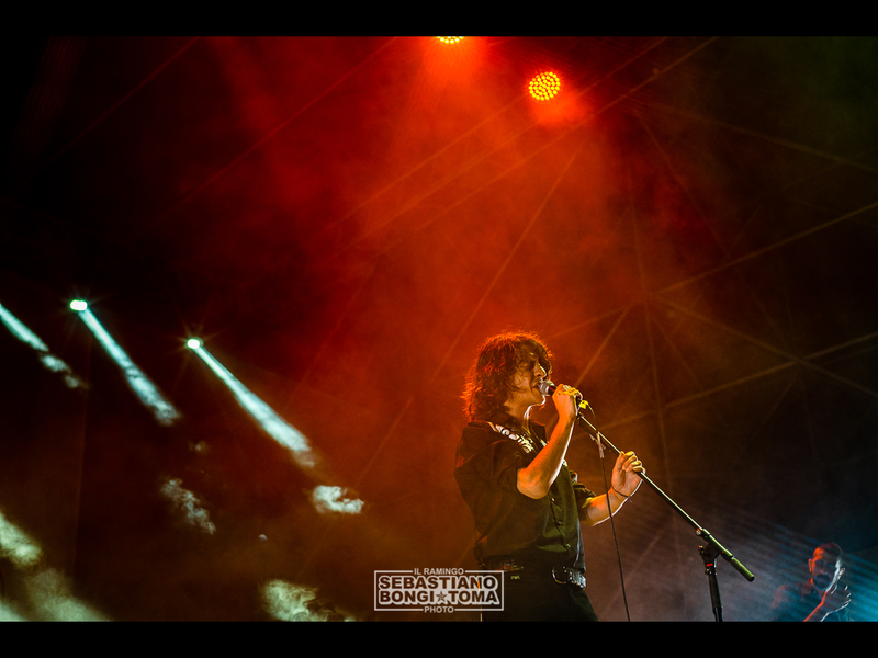 10 luglio 2021 - Pistoia Blues - Piazza del Duomo - Pistoia - Motta in concerto