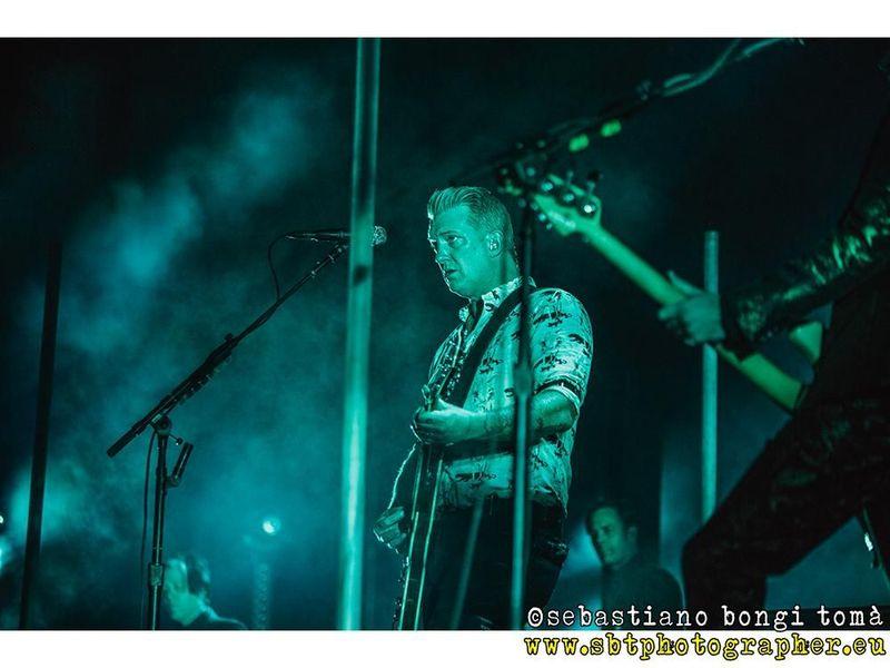 23 giugno 2018 - Lucca Summer Festival - Queens of the Stone Age in concerto