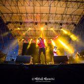 15 luglio 2014 - Goa Boa Festival - Arena del Mare - Genova - Mellow Mood in concerto