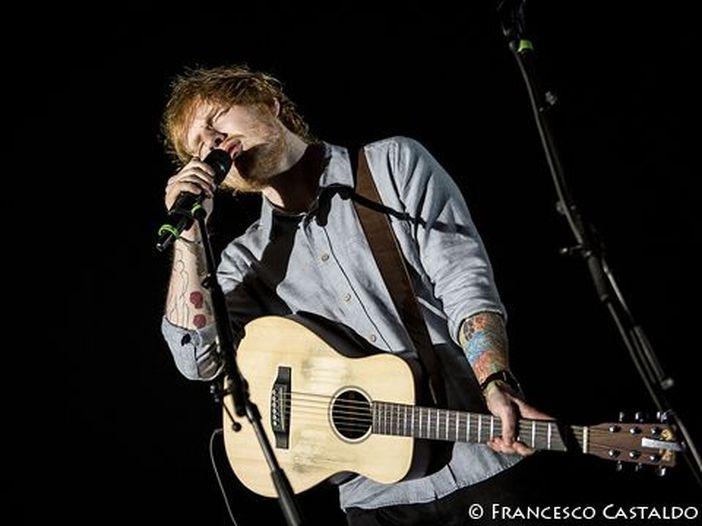 Guarda Ed Sheeran unirsi a Don McLean per la cover di 'Vincent' – VIDEO
