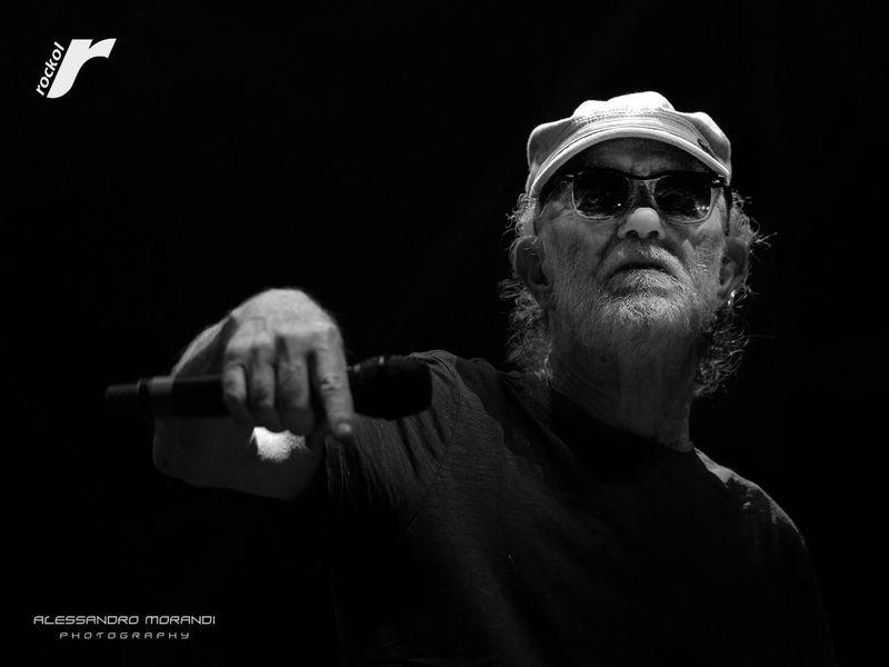 12 luglio 2021 - Pistoia Blues - Piazza del Duomo - Pistoia - Francesco De Gregori in concerto