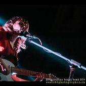 21 giugno 2014 - Mojotic Festival - Sestri Levante (Ge) - Anna Calvi in concerto