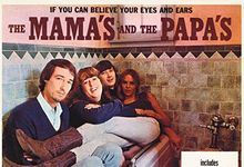 Mamas and Papas, le cover italiane