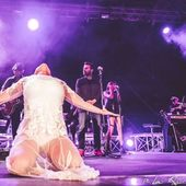 22 luglio 2014 - Parco Gondar - Gallipoli (Le) - Emma in concerto