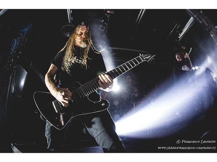 Concerti, Meshuggah: una data in Italia ad aprile