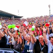 12 luglio 2019 - Stadio Dall'Ara - Bologna - Laura Pausini e Biagio Antonacci in concerto