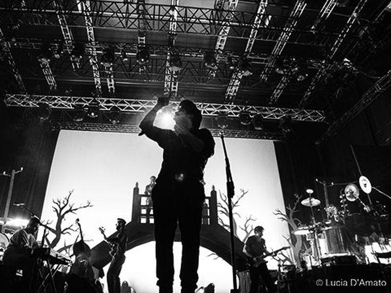 20 luglio 2014 - Foro Italico - Roma - Alessandro Mannarino in concerto