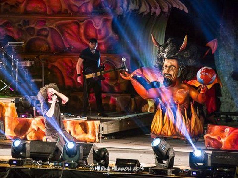 19 luglio 2014 - Goa Boa Festival - Arena del Mare - Genova - Caparezza in concerto