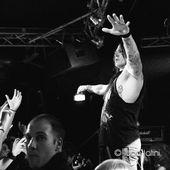 15 novembre 2013 - New Age Club - Roncade (Tv) - Hardcore Superstar in concerto