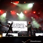 8 giugno 2018 - Carroponte - Sesto San Giovanni (Mi) - Lo Stato Sociale in concerto