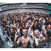 27 giugno 2017 - Stadio Meazza - Milano - Depeche Mode in concerto