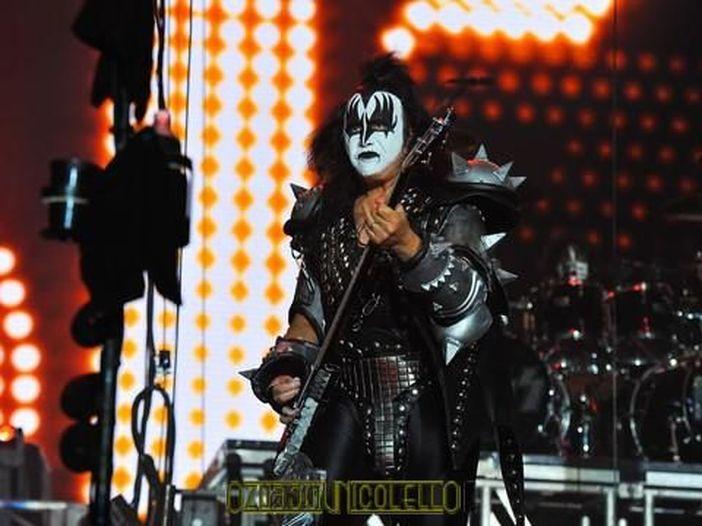 Kiss a Torino: la scaletta e la foto gallery del concerto del 15 maggio