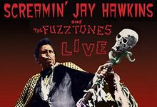 "Screamin' Jay Hawkins, ""I put a spell on you"" e altre canzoni"