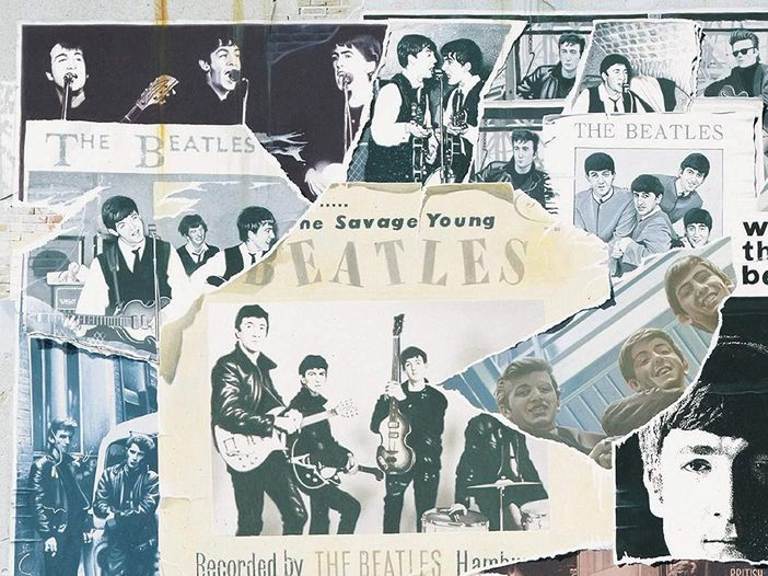 "La storia di ""Anthology 1"" dei Beatles"