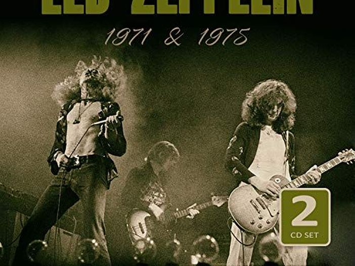 Led Zeppelin: pubblicate foto mai viste di due loro concerti del 1975