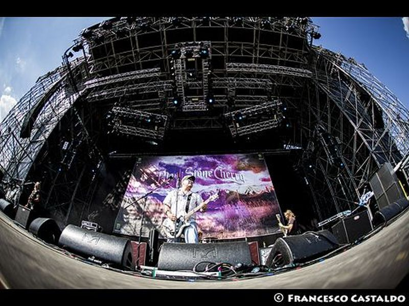 1 giugno 2014 - Rock in Idro - Arena Parco Nord - Bologna - Black Stone Cherry in concerto