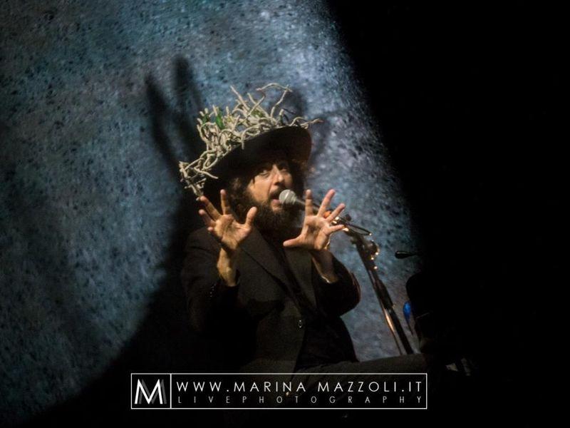 30 marzo 2017 - Teatro Civico - La Spezia - Vinicio Capossela in concerto