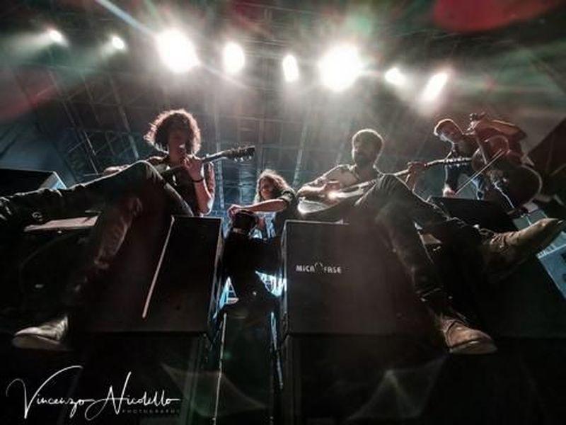 17 luglio 2019 - Flowers Festival - Collegno (To) - Motta in concerto