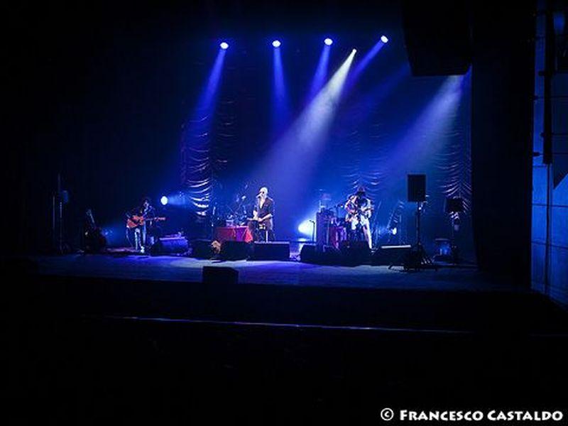 7 aprile 2013 - Teatro degli Arcimboldi - Milano - Negrita in concerto